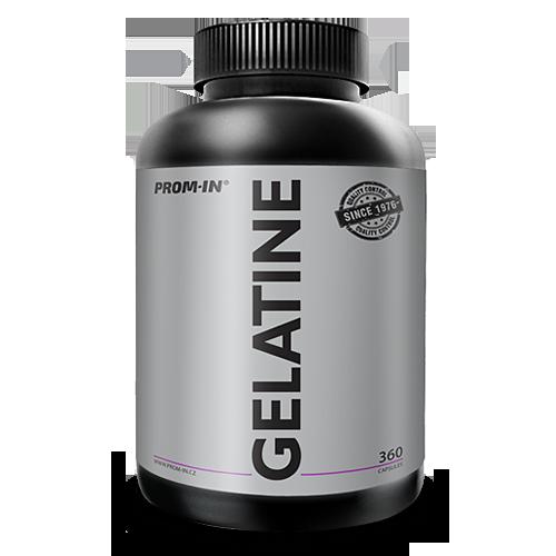 Gelatina - 360 capsules (dóza)