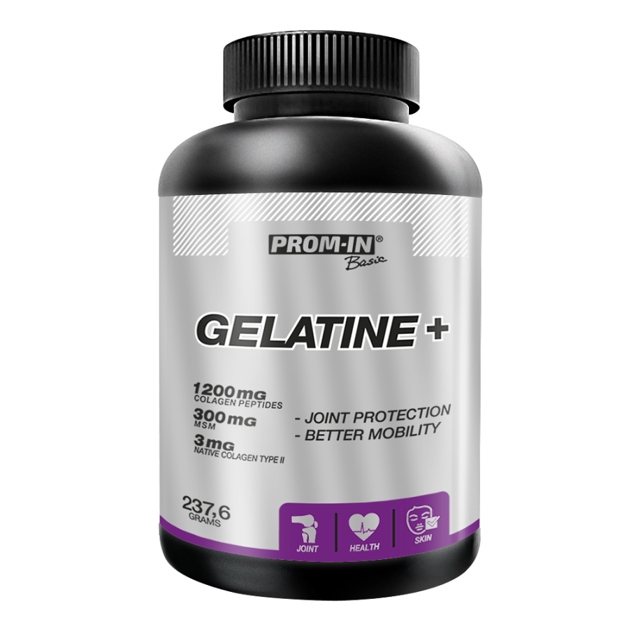 Gelatine+