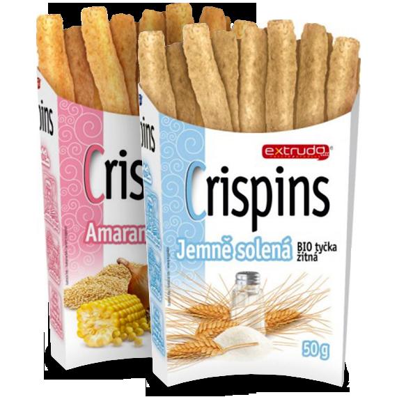 Tyčinky Crispins 50 g