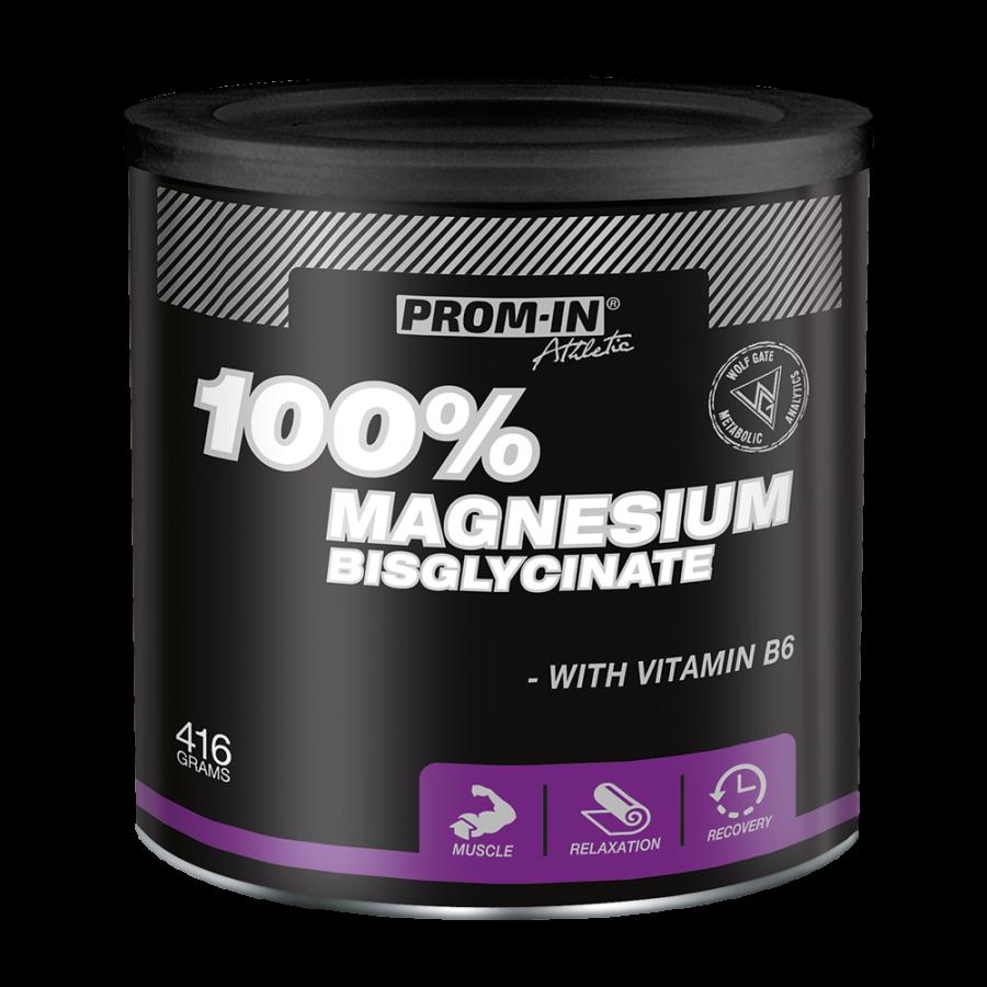 MAGNESIUM BISGLYCINATE 100% (dóza 416g)