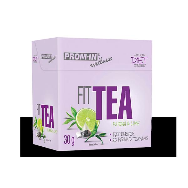 Fit Tea - Spalovač tuků limetka 30 g