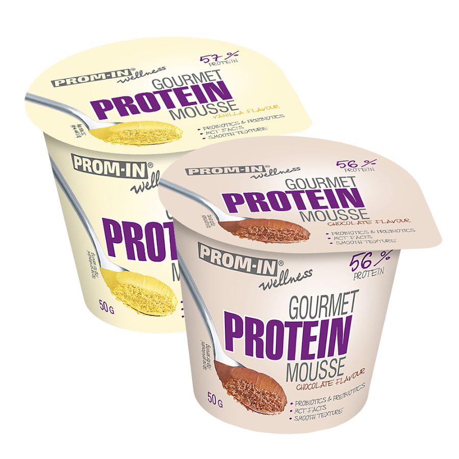 """Gourmet Protein Mousse """"ready to eat"""""""