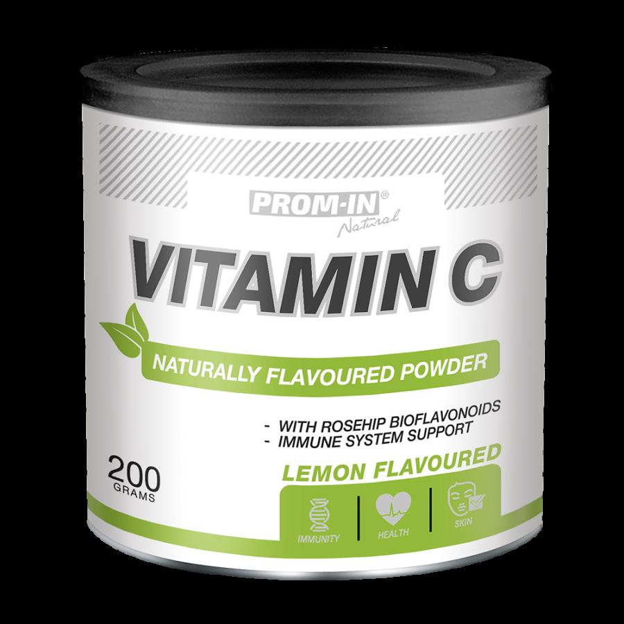 Vitamin C citron 200g