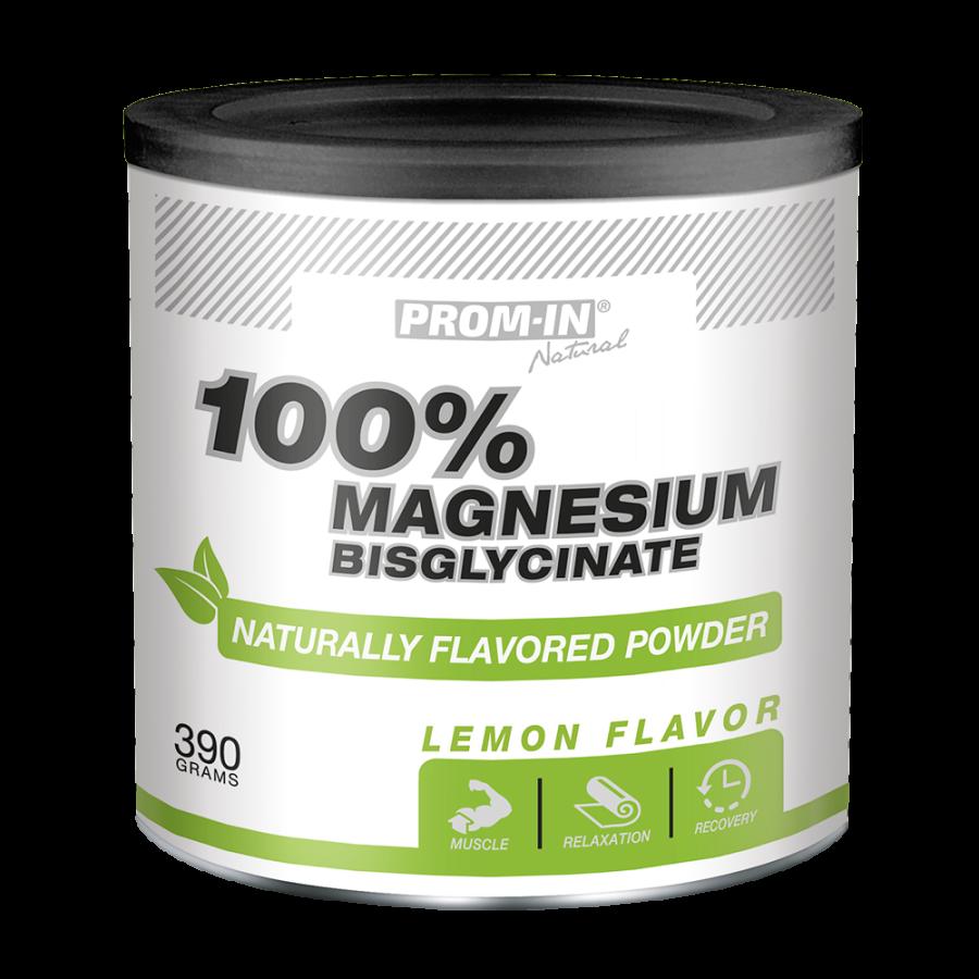 100% Magnesium Bisglycinate citron