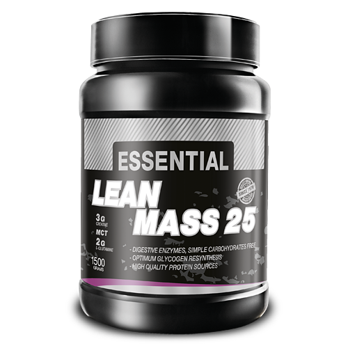 Lean Mass Gainer 25