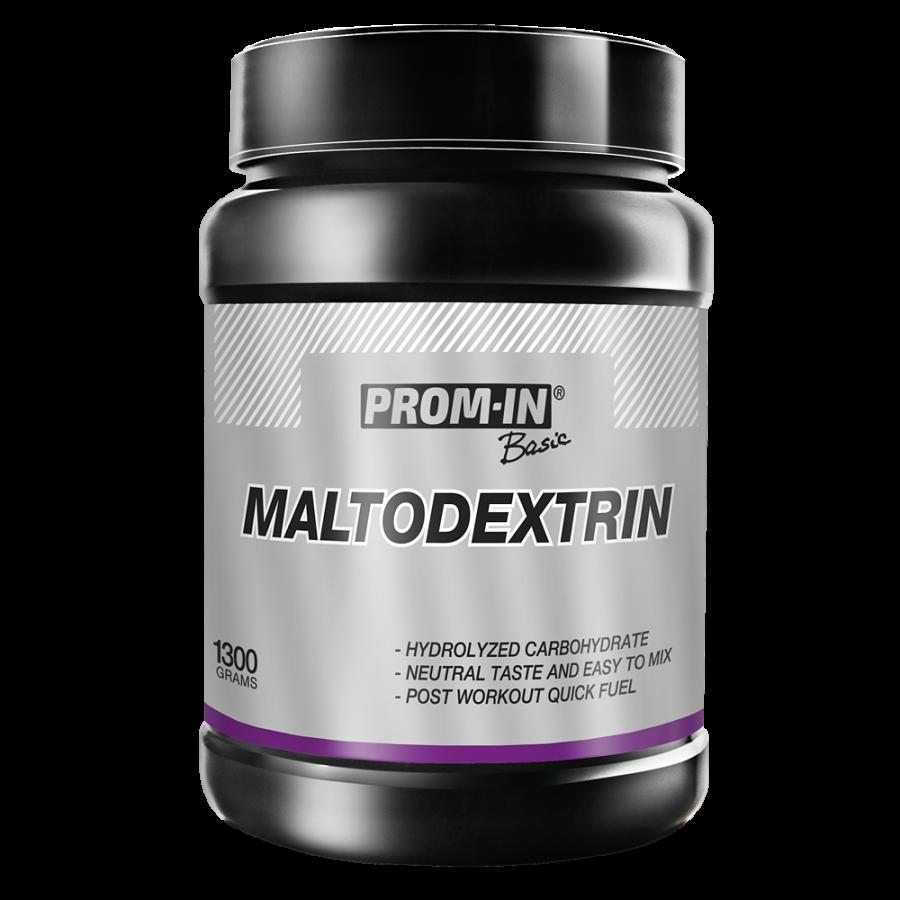 MALTODEXTRIN - bez příchutě (dóza 1300g)