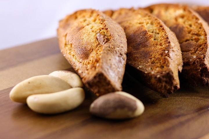Mandlovo-banánové piškoty