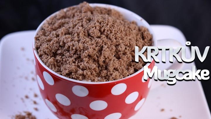Krtkův mugcake