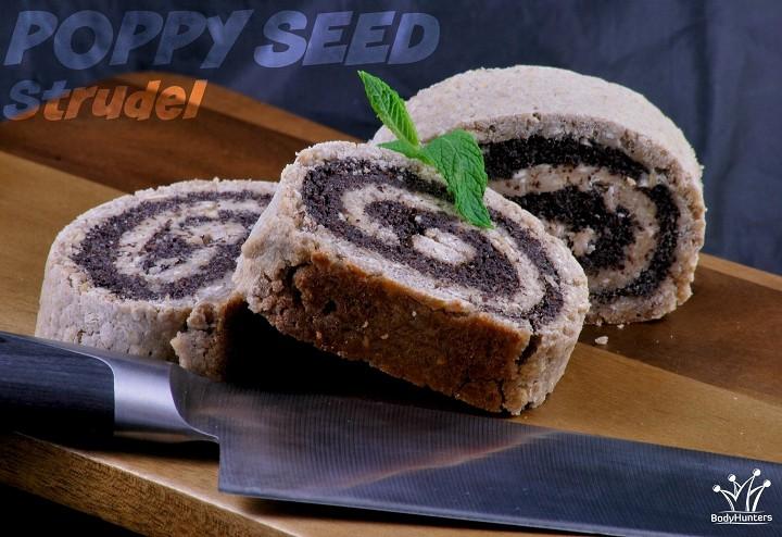 Poppy seed strudel