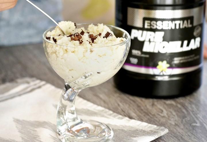 Rychlá proteinová pochoutka